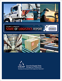 25th Annual State of Logistics Report