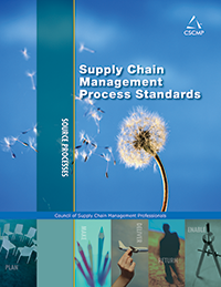 Supply Chain Management Process Standards: Source