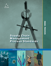 Supply Chain Management Process Standards: Enable