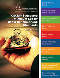 CSCMP Suggested Minimum Supply Chain Benchmarking Standards